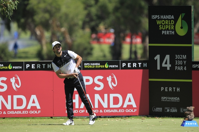 ISPS Handa World Super 6 Perth